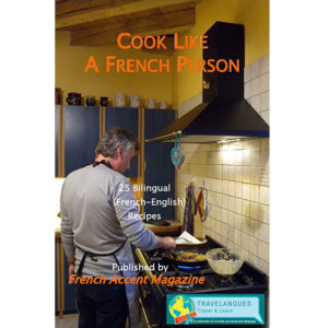 French-English cooking recipes