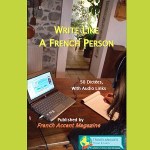 Write Like a French Person ebook